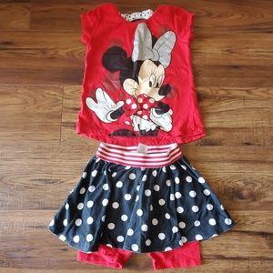 Disney Okie Dokie outfit